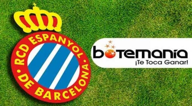 Хазартният оператор Botemanía е новият спонсор на Еспаньол