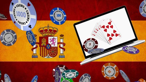 Приходите от онлайн хазарт в Испания са се увеличили с близо 23%
