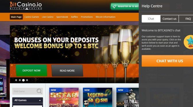 Bitcasino се ребрандира и представи своя нов облик