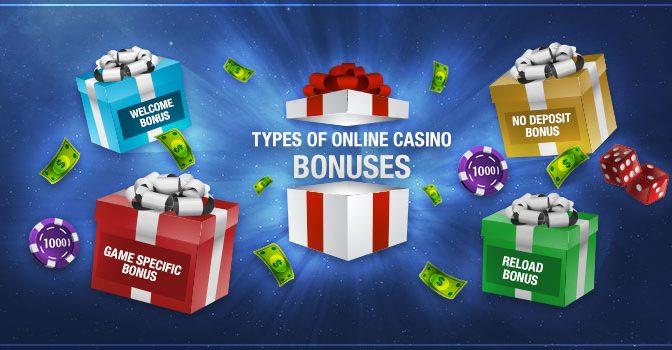 Онлайн казино бонуси, които трябва да използвате